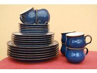 Denby Imperial Blue Tableware