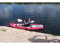 Inflatable Kayak - one person