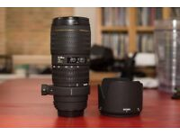 Sigma 70-200mm f/2.8 EX DG HSM Lens for CANON
