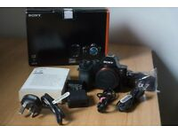 Mint Sony A7 ILCE-7 boxed with original accessories