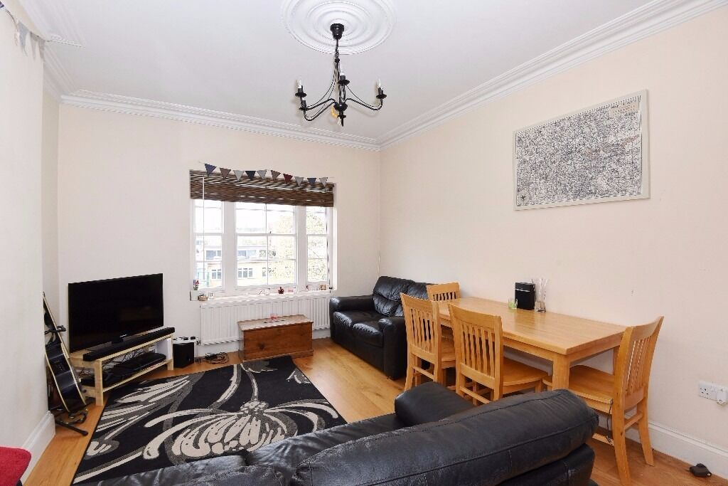 *** Lovely three double bedroom top floor maisonette available to rent, Tollington Park, N4 ***