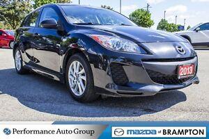 2013 Mazda MAZDA3 GS-SKY|BLUETOOTH|CRUISE CTRL|HTD SEATS|ALLOYS|