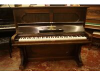 Steinway & Sons upright Model E piano - Tuned with FREE delivery UK wide