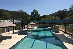 Quiet & Secluded Retreat Style 4 Bedroom Home with 25m Pool & Gym Tallebudgera Valley Gold Coast South Preview