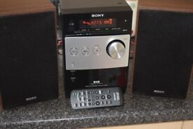 SONY DAB RADIO/CD/AUX IN PLAY IPOD PHONE/REMOTE CANBE SEEN WORKING
