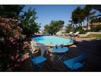 PROVENCE, FRANCE- large appartment in villa