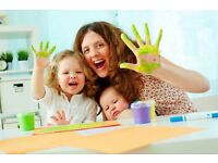 Day time babysitters available in West London
