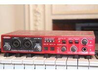 Edirol FA-101 Audio interface - 192 kHz - 24-bit - 10 audio in/out