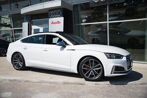2018 Audi S5 Sportback 3.0T Technik Quattro