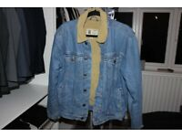 Vintage Look Denim Jacket