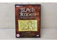 Black Adder Remastered - The Ultimate Edition DVD Box Set