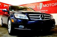 2008 Mercedes-Benz C-Class C300 4MATIC LUXURY PKG