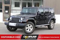 2014 Jeep Wrangler Unlimited Sahara Marche pied chrome
