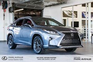 2016 Lexus RX * NOUVEL ARRIVAGE * FSPORT 3 * PANO * NAV *