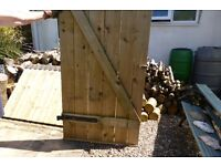 garden gate - Reduced in price .