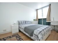 FOUR ROOMS CLOSE TO MILE END WITH GARDEN AND PATIO CLOSE TO QUEEN MARY, MORE PROPERTIES AVAILABLE.