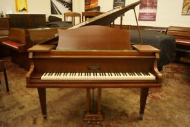 Stunning baby grand piano in a unique case - Tuned & UK delivery available