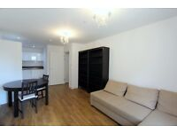 Spacious 1 bed flat located in PONTOON DOCK - ROYAL DOCKS. Furnished. Gym. Concierge. Terrace.