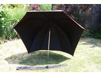 """Daiwa 50"""" Umbrella with Pole Access"""