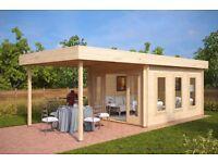 Garden Summer Houses