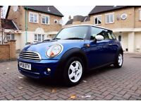 MINI COOPER 1.6D AUTOMATIC 3DR HATCHBACK FSH HPI CLEAR 2 KEYS EXCELLENT CONDITION