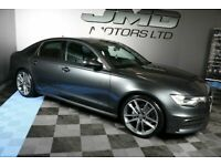 2012 AUDI A6 3.0 TDI S LINE BLACK EDITION STYLE 204 BHP (FINANCE AND WARRANTY)