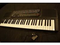 Casio Tone Bank CT-636 keyboard with new power cable. Postage available