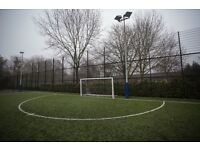 Football Player Wanted - Social 90min Games - Clap Junc - 3G Pitch - £5