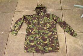British Army MK2 Windproof Commando / UKSF Smock - in XL - Super Grade Condition