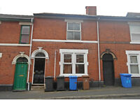 A well-presented 1 bedroom flat located on Sudbury Street, Derby.