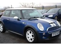 MINI COOPER S 1.6 SUPERCHARGED ** FSH PANORAMIC SUNROOF**