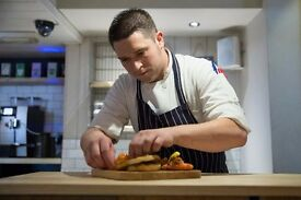 Commis chef required full time at Ye Olde Beverlie in Canterbury