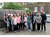 Fantastic opportunity for ambitious PR Account Exec / Senior Account Exec in Farringdon