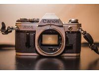 Canon AE-1 Bundle
