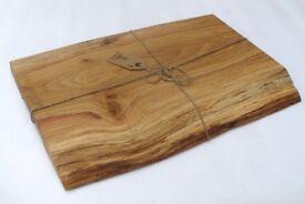 New Solid Oak Chopping Board