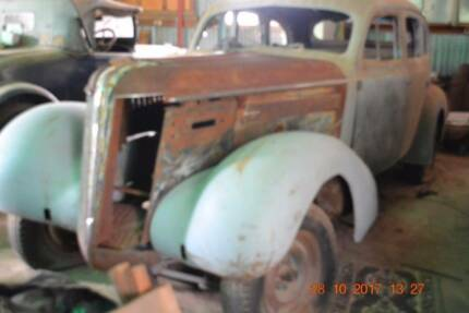 Wanted: 1937 Buick