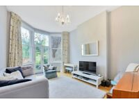 STUNNING TWO BEDROOM PERIOD APARTMENT WITH LOVELY PRIVATE GARDEN - HIGH CEILINGS - GREAT SPEC