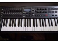 Novation Impulse 49 in mint condition, with extras