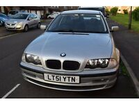 BMW 3 Series 320D Silver - 51 Plate - Great condition