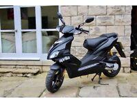 Aprilia SR 50 49cc Moped