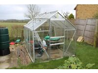6 x 8ft Greenhouse