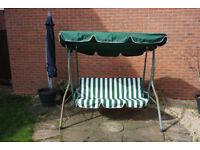 3 Seater Garden Hammock - Great Condition