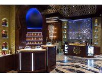Summer Seasson Staff required for Luxury Retail Brand