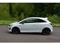 2014 14 reg Vauxhall Corsa 1.4 i Limited Edition SRI in Ice White* HPI CLEAR* only 26000 miles, mint