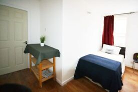 RO ALDGATE EAST - LIVERPOOL STREET 2 SINGLE BEDROOMS AVAILABLE