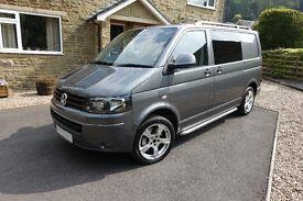 Volkswagen Transporter 2.0TDI, Bi-Turbo (180 PS) T30, SWB, Ex condition Big Spec £15695 inc VAT ono