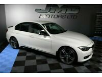 2013 BMW 320D EFFICIENTDYNAMICS M PERFORMANCE KITTED 161 BHP (FINANCE AND WARRANTY)