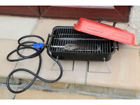 Portable Gas Bar - B - Q _ suitable for caravan etc