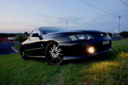 Holden VY SS UTE Series II V8 Black 2004 LS1  5.7L SWAP Sutherland Sutherland Area Preview