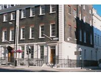 2 Person Office space In Mayfair London W1K5   £850 p/w Premium Office Space